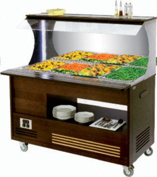 buffet chauffant mural roller grill sbm40cro achat. Black Bedroom Furniture Sets. Home Design Ideas
