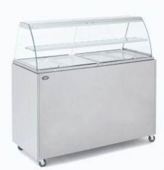 vitrine chauffante bain marie electro vc1002ro achat vitrine chauffante. Black Bedroom Furniture Sets. Home Design Ideas