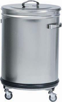 poubelle 100 litres electro broche av4669 av4669 achat. Black Bedroom Furniture Sets. Home Design Ideas
