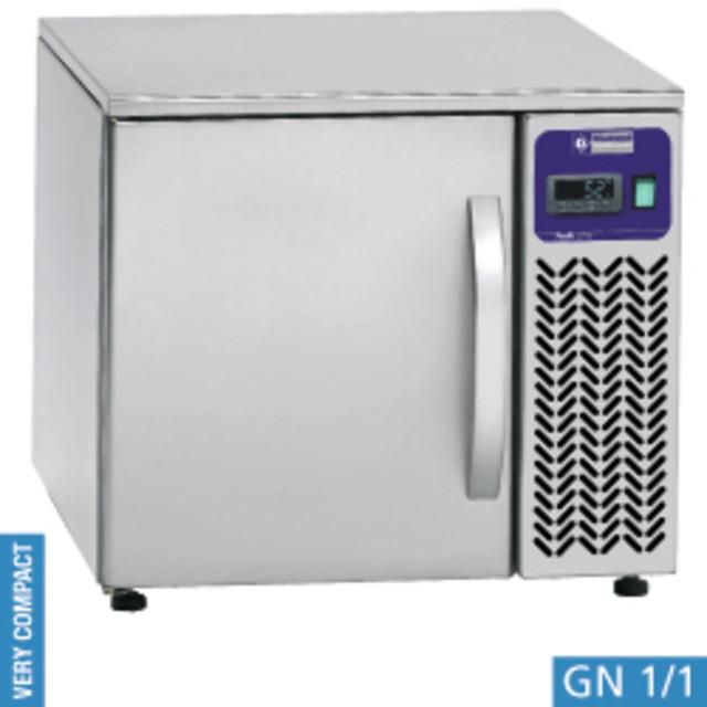 Cellule de refroidissement rapide 3 x gn gtp3p achat for Chambre de refroidissement rapide