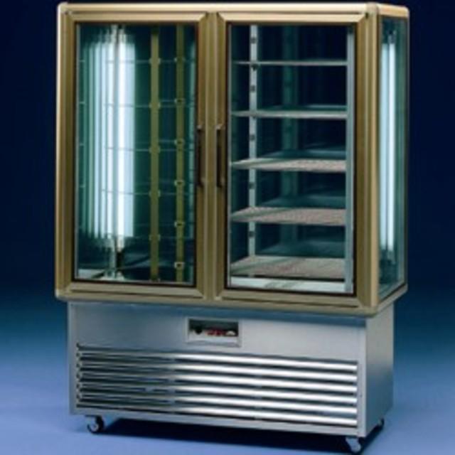vitrine r frig r e 4 faces vitr e innova1000g achat. Black Bedroom Furniture Sets. Home Design Ideas