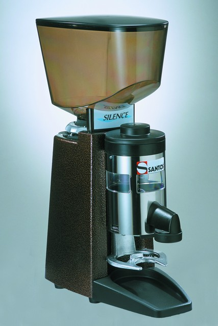Moulin caf automatique silencieux 40a achat moulin for Materiel professionnel cafe