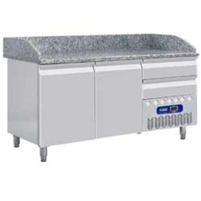 table frigo 2 portes 600x400 2 tiroirs tp23pm achat table frigo 2 portes 600x400. Black Bedroom Furniture Sets. Home Design Ideas