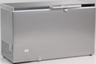 Congelateur Coffre Aspect Inox Porte Sco50li Achat Congelateur Coffre Aspect