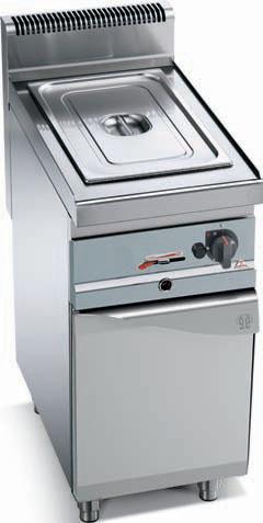 bain marie gaz s rie 700 sur placard g7bm4mbe achat bain marie gaz s rie 700. Black Bedroom Furniture Sets. Home Design Ideas