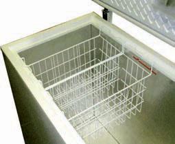 Congelateur Coffre Blanc Porte Pleine Sco70 Achat Congelateur Coffre Blanc