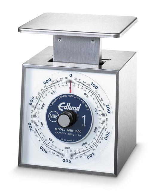 Balance Mecanique Etanche 1 Kg Tellier N3675 Achat Balance