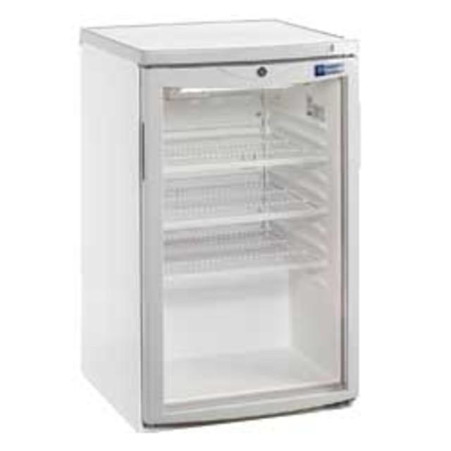 frigo vitrine 110 litres temp rature top200t achat frigo vitrine 110 litres. Black Bedroom Furniture Sets. Home Design Ideas